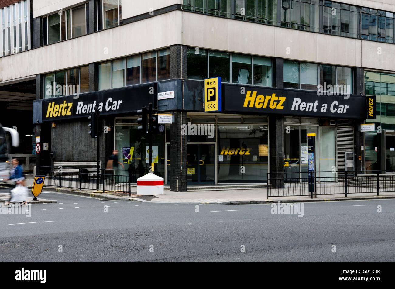 Hertz Car Rental Offices Uk