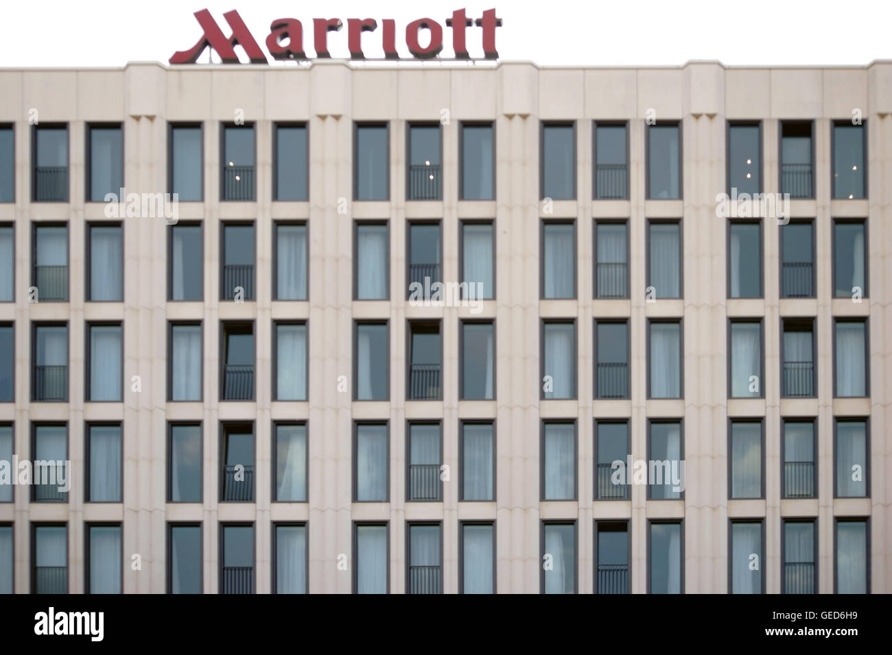 Marriott Hotel Am Steinplatz Berlin
