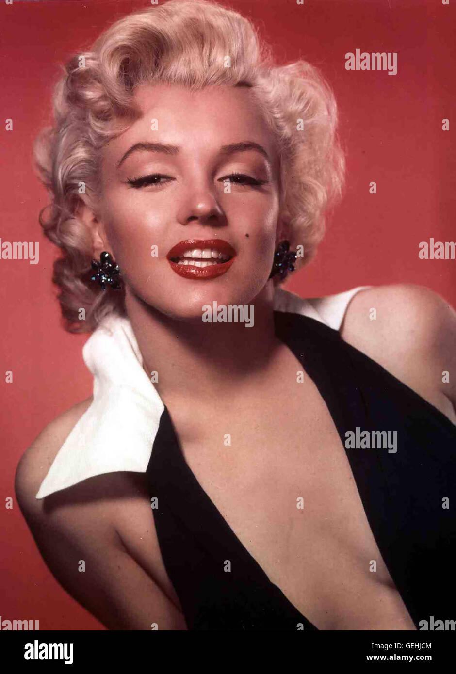 Marily Monroe *** Local Caption *** 0, Monroe, Marilyn, Marilyn Monroe - Jenseits Der Legende - Stock Image
