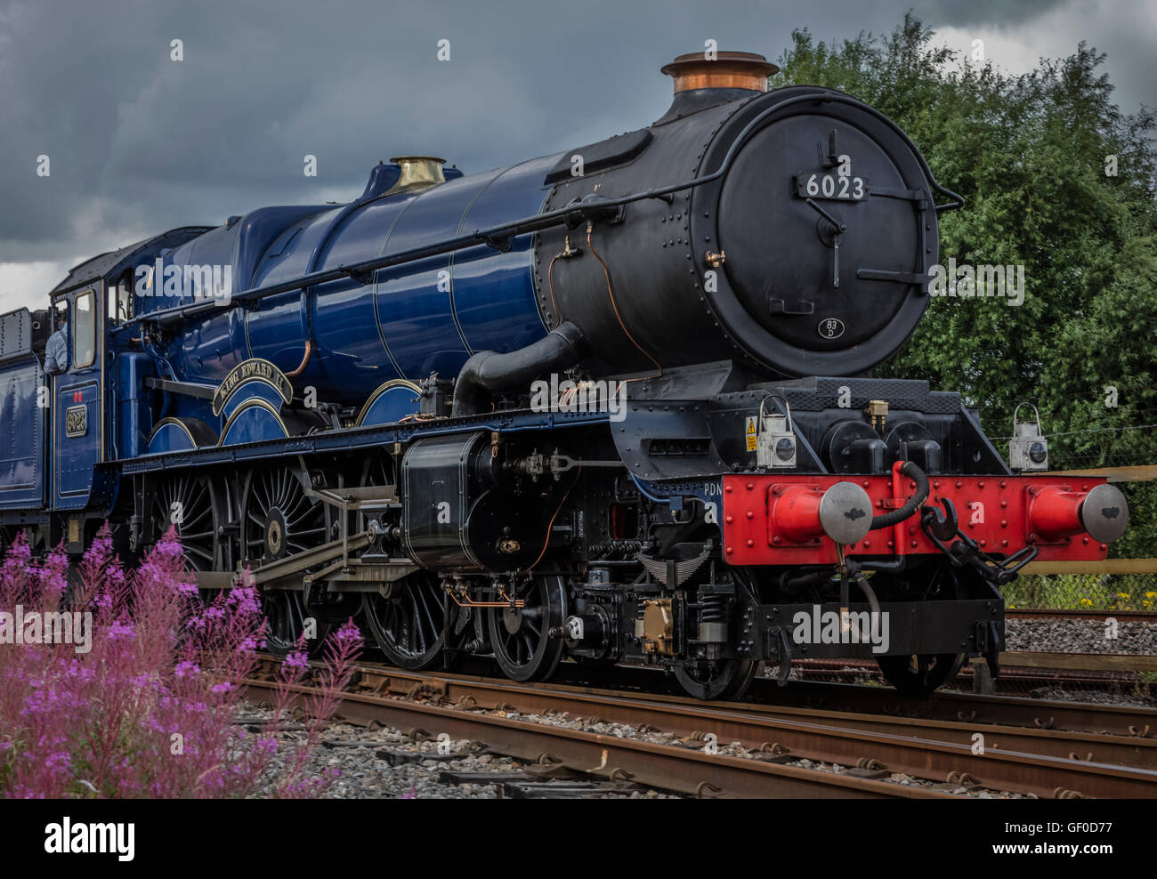 Image result for king edward ii steam locomotive