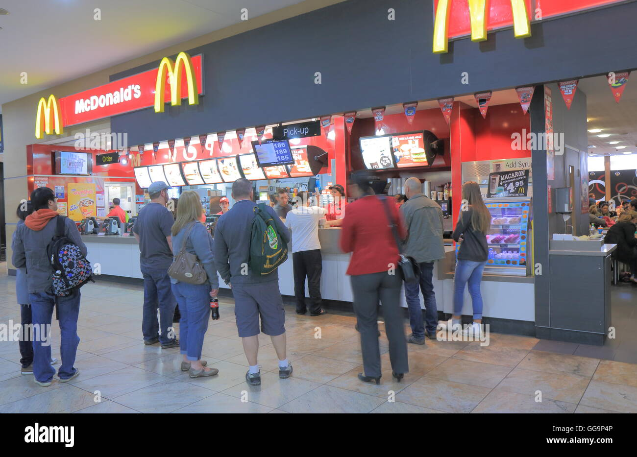 Hour Fast Food Melbourne