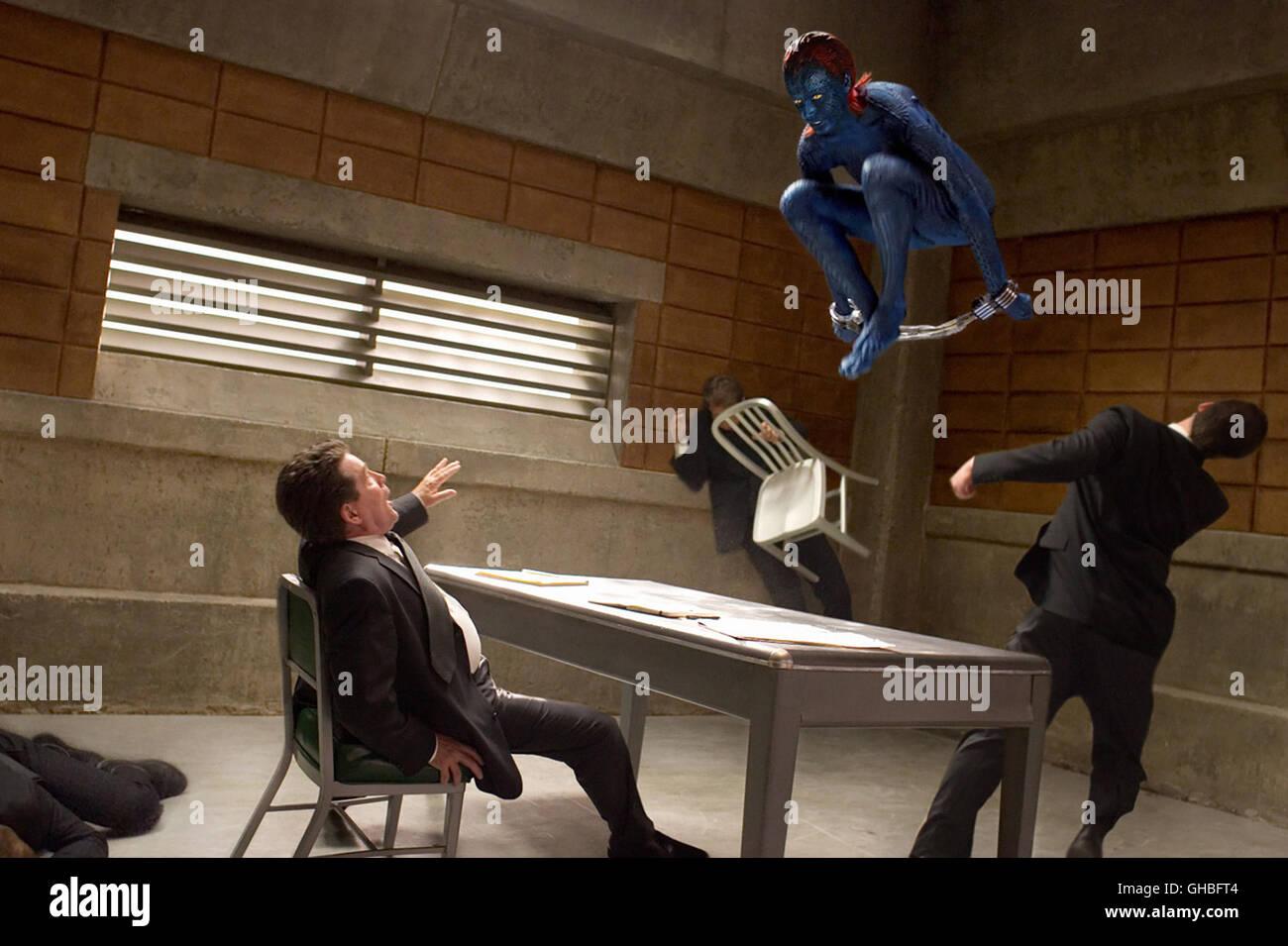 X-MEN: THE LAST STAND USA 2005 Brett Ratner Actionszene, action scene Regie: Brett Ratner - Stock Image