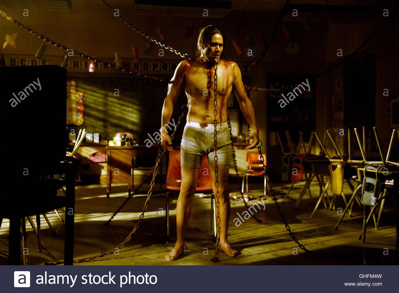SAW III Saw III USA 2006 Saw III / Troy (J.LAROSE) Regie: Darren Lynn Bousman aka. Saw III Stock Photo