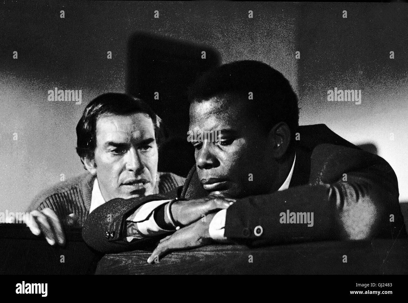 Prediger Len mister black and white stock photos images alamy