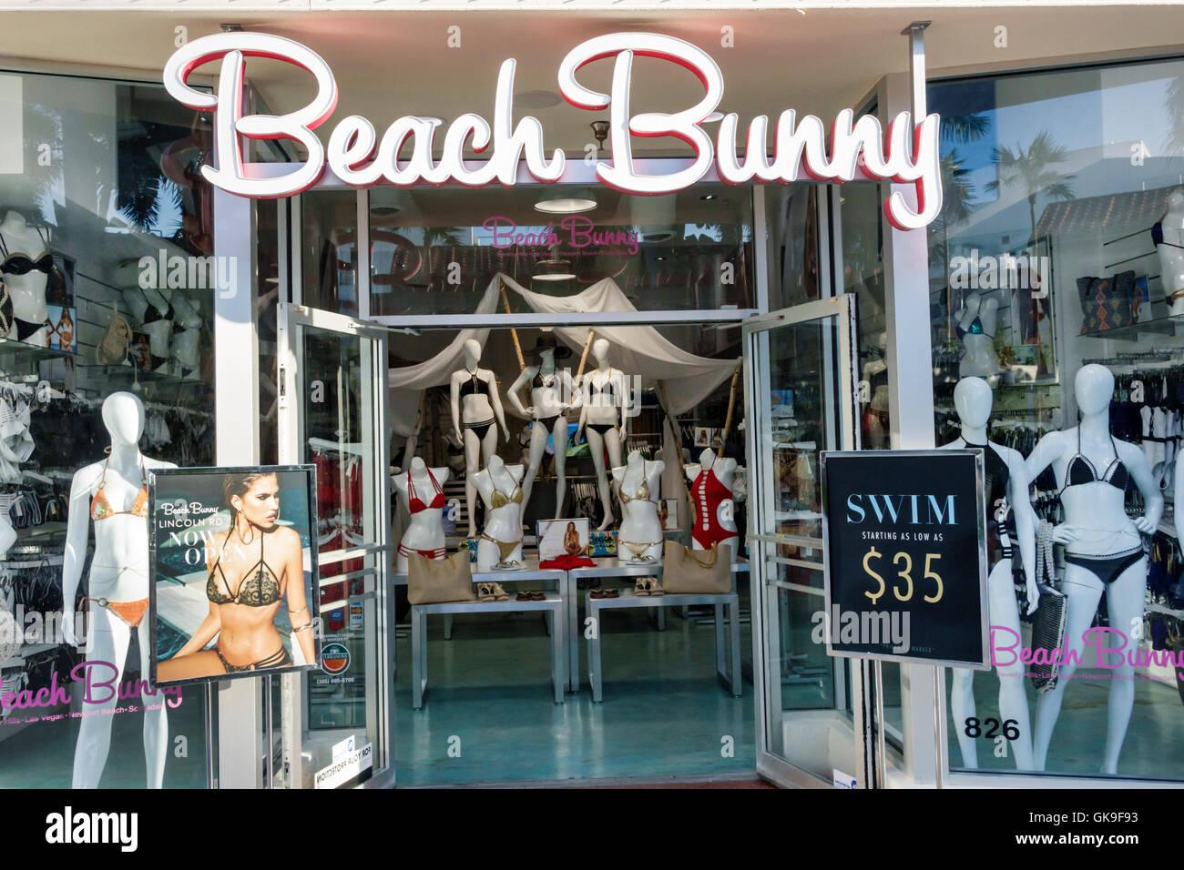 Seaside stores clothing