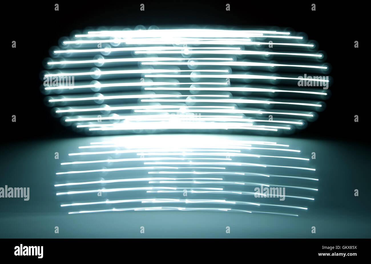 Abstract Lights - Stock Image