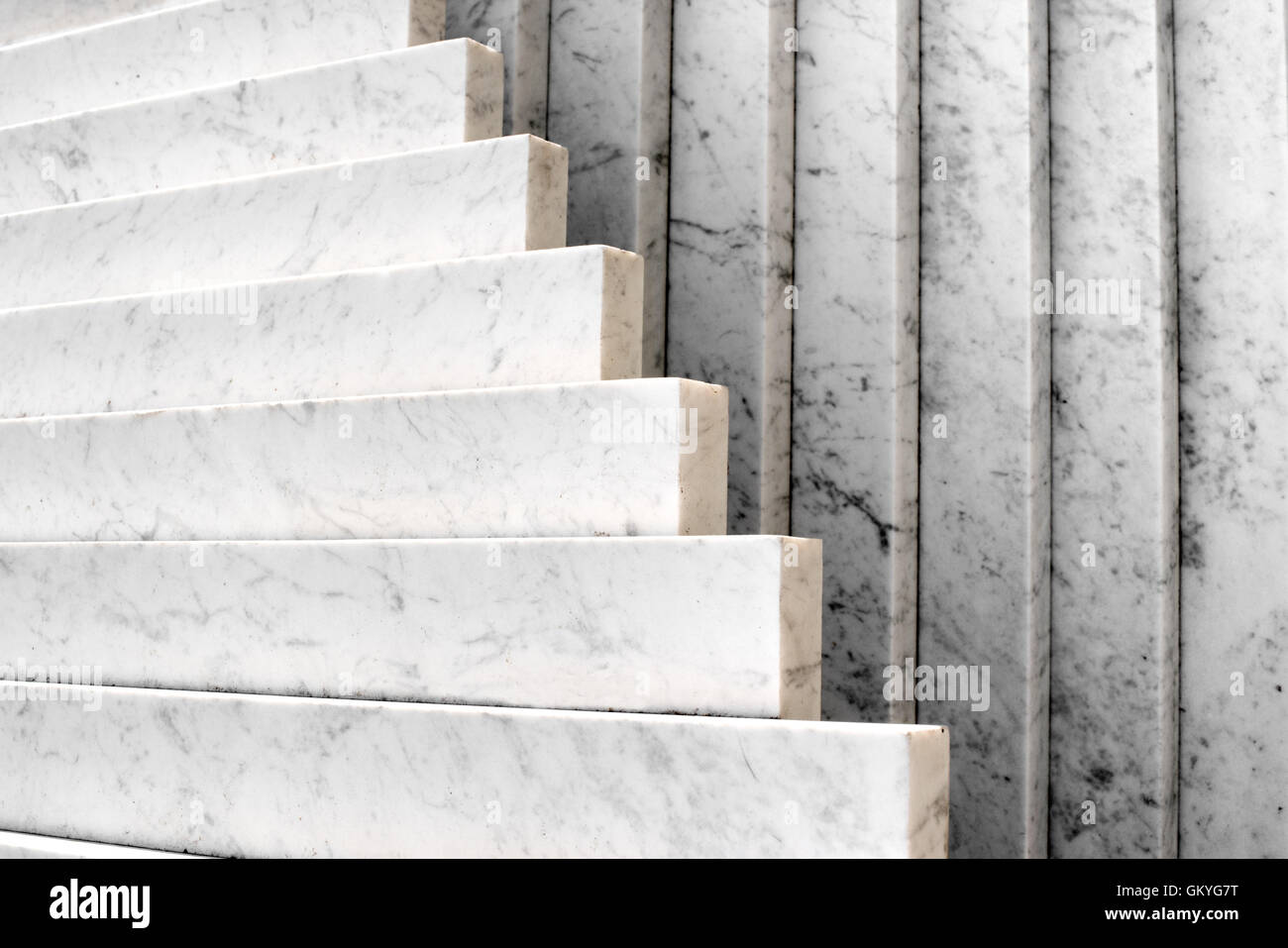 Monument architectural detail - Stock Image