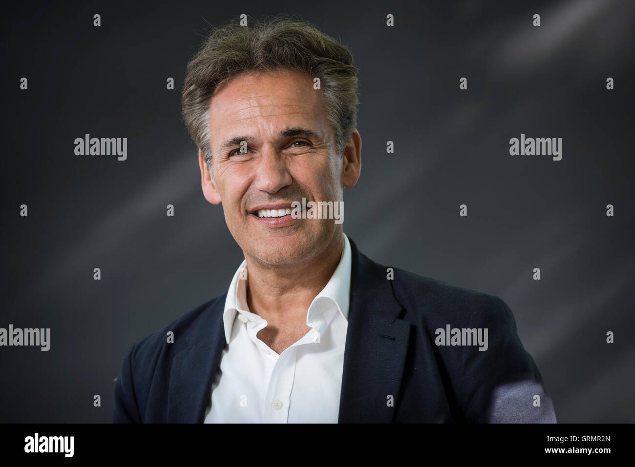 British author, speaker, and independent adviser to international professional firms and national governments Richard - Stock Image