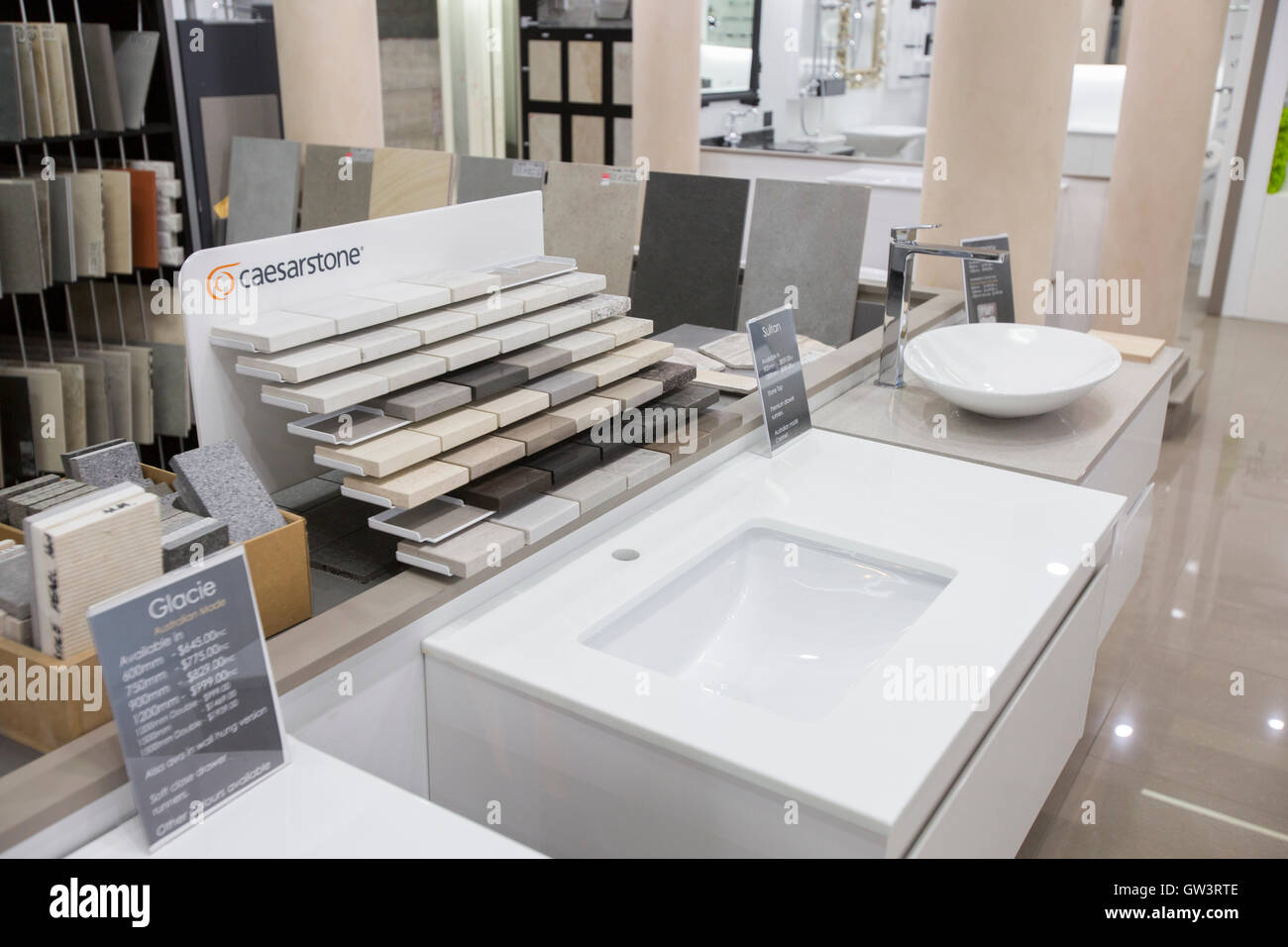 Bathroom sanitary ware showroom retailer in Sydney,New south Stock ...