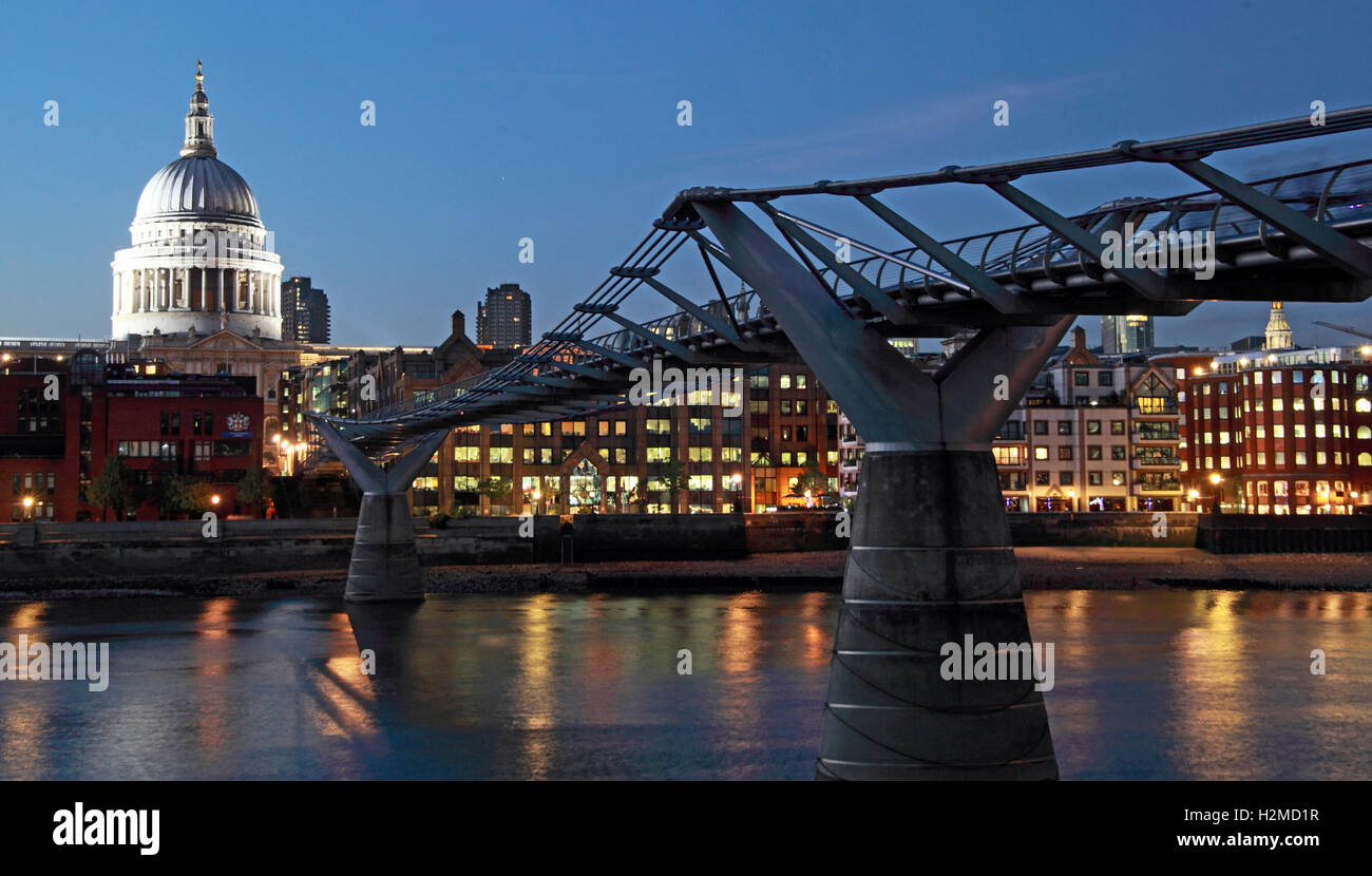 Capital,City,water,reflection,reflections,skyline,pano,blue,dusk,evening,morning,dawn,bridge,bridges,dock,dockside,riverside,side,wide,landscape,south,north,bank,travel,traveller,tourist,thamespanorama,architecture,boats,building,business,business,district,cityscape,lit,River Side,St Pauls,GoTonySmith,@HotpixUK,Tony,Smith,different,unique,Panorama,bridges,crossing,crossings,lights,icon,iconic,sky,line,skyline,walkway,visitor,Millennium,Cathedral,Buy Pictures of,Buy Images Of,Images of,Stock Images,Tony Smith,Photo of,River Thames,City Of London,River Thames Panorama,London City,Millennium Bridge,St Pauls,St Pauls Cathedral