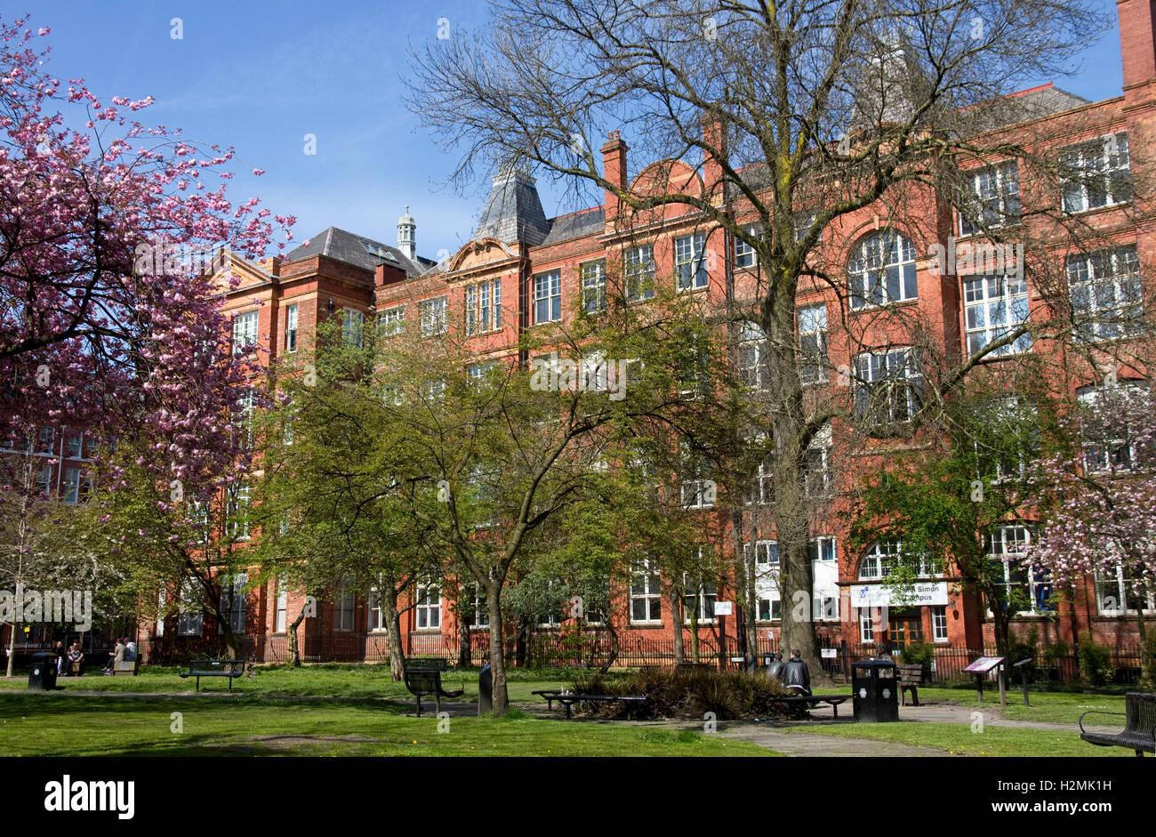 Shena Simon(City) Campus (6th Form Centre), Manchester College,+ ...