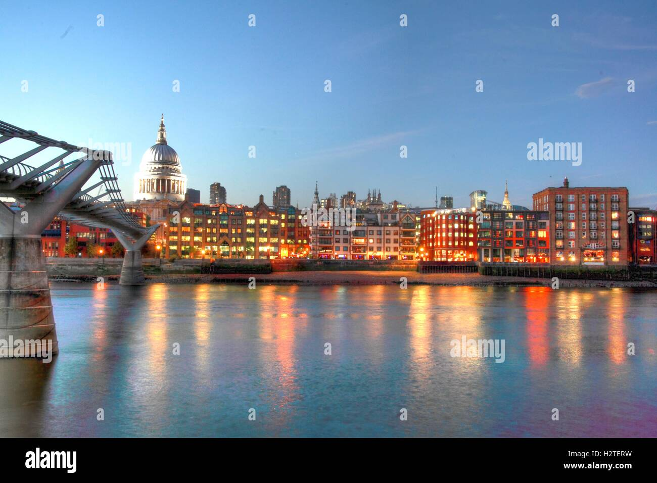 Capital,City,water,reflection,reflections,skyline,pano,blue,dusk,evening,morning,dawn,bridge,bridges,dock,dockside,riverside,side,wide,landscape,south,north,bank,travel,traveller,tourist,thamespanorama,architecture,boats,building,business,business,district,cityscape,lit,River Side,GoTonySmith,@HotpixUK,Tony,Smith,different,unique,Panorama,bridges,crossing,crossings,lights,icon,iconic,sky,line,skyline,walkway,visitor,Cathedral,Buy Pictures of,Buy Images Of,Images of,Stock Images,Tony Smith,Photo of,River Thames,City Of London,River Thames Panorama,London City,St Pauls,St Pauls Cathedral