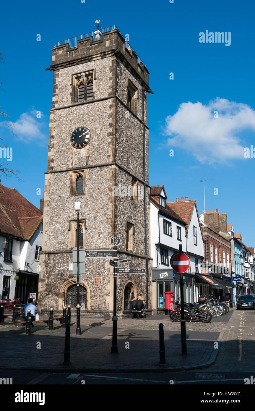 st-albans-clock-tower-united-kingdom-H3G9YC.jpg