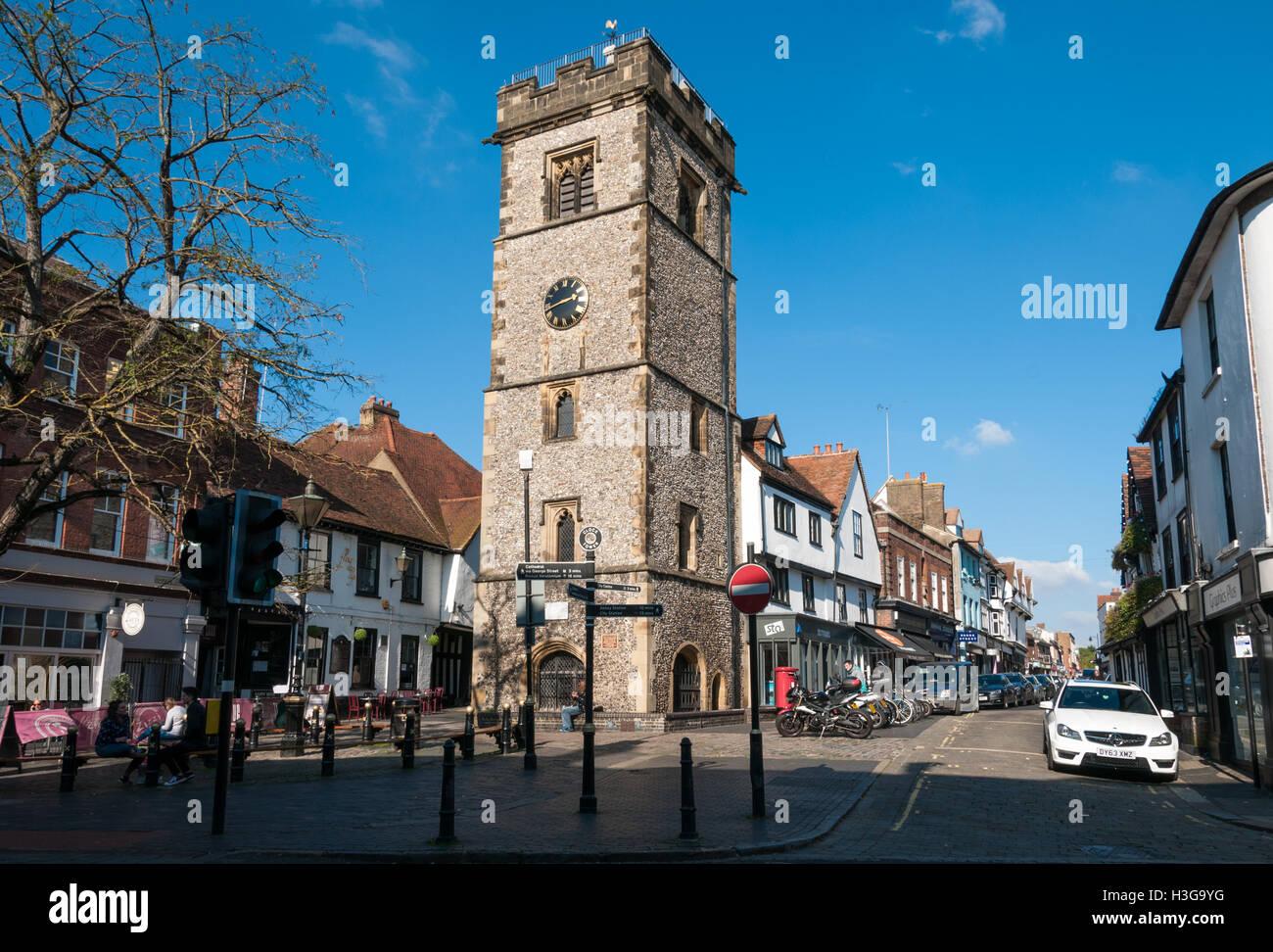 st-albans-clock-tower-united-kingdom-H3G9YG.jpg