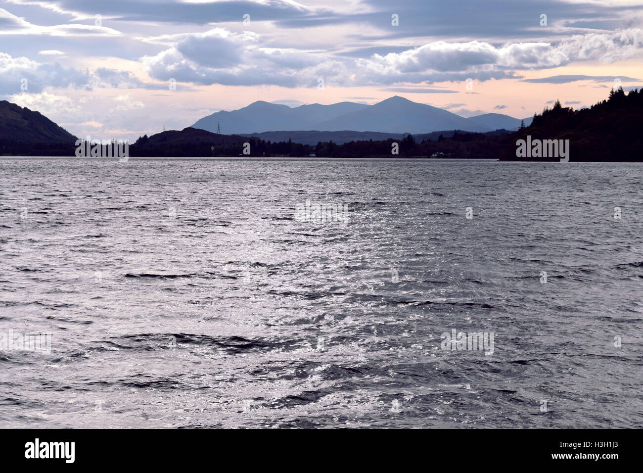 Loch Ness near Fort Augustus - Loch Ness Monster hunting! August ...