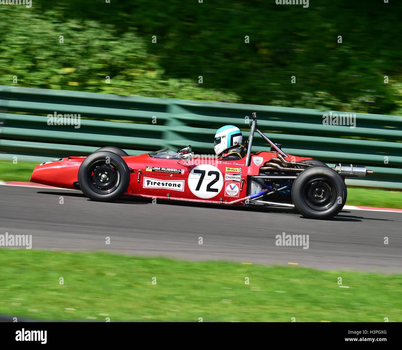 alistair littlewood merlyn mk 20a classic formula ford 1600 vscc rh alamy com