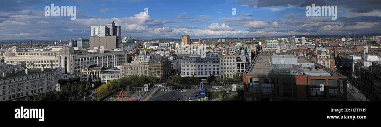 pano,wideangle,angle,cityscape,day,time,daytime,Northern,Powerhouse,Quarter,Piccadilly,Gardens,Primark,shopping,concrete,brick,CIS,Cottonopolis,centre,cloud,summer,horizon,landscape,hotel,retail,Mancunian,Manc,urban,north,Manchester City,Northern Powerhouse,Northern Quarter,City Centre,GoTonySmith,@HotpixUK,Tony,Smith,UK,GB,Great,Britain,United,Kingdom,English,British,England,aerial,aerial view from air,air,arndale centre,birdseye,birds,eye,view,viewpoint,overhead,seen,from,above,Buy Pictures of,Buy Images Of,Images of,Stock Images,Tony Smith,United Kingdom,Great Britain,British Isles,birds eye view,panoramic view,Seen From Above
