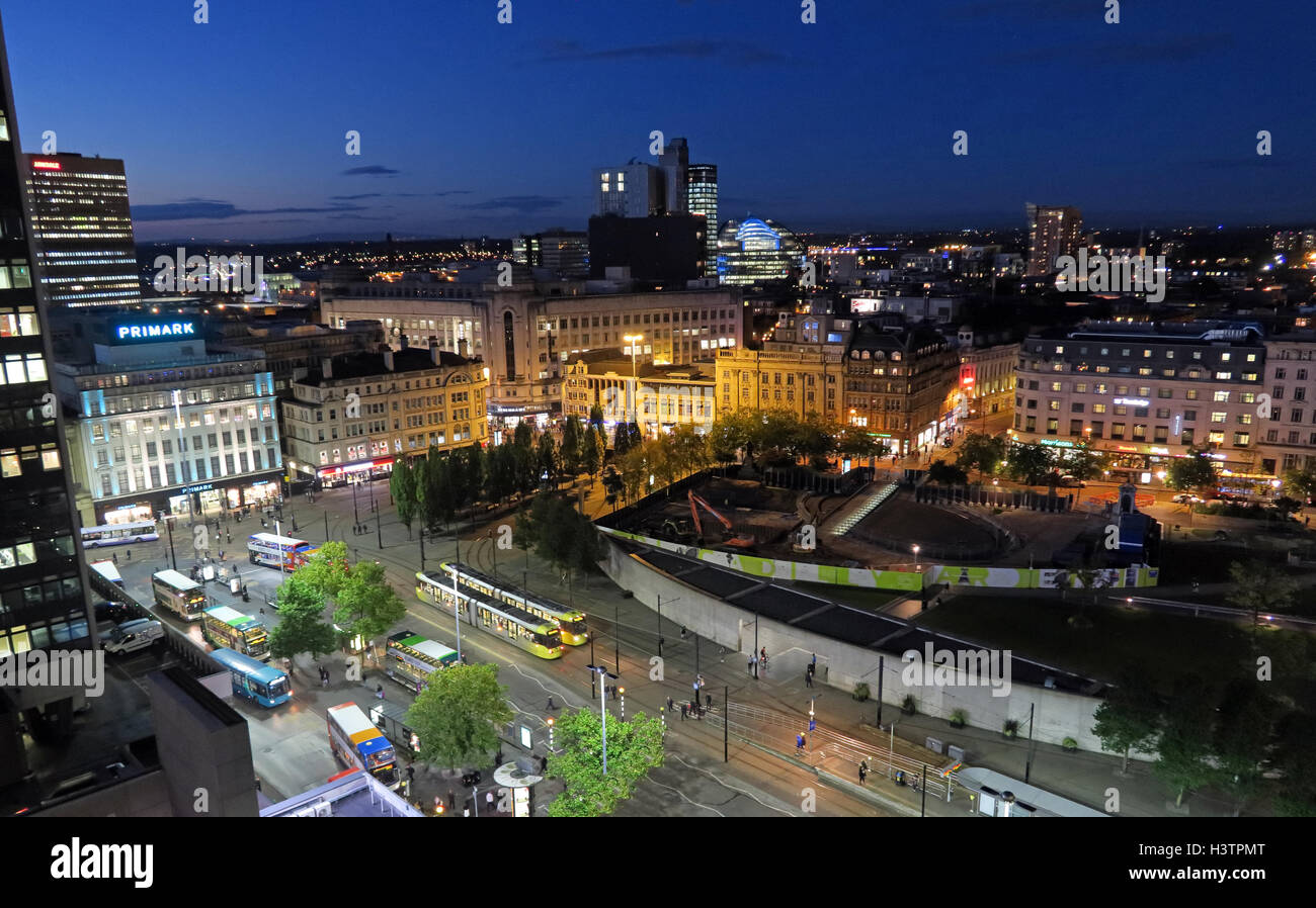 pano,wideangle,angle,cityscape,day,time,daytime,Northern,Powerhouse,Quarter,Piccadilly,Gardens,Primark,shopping,concrete,brick,CIS,Cottonopolis,centre,cloud,summer,horizon,landscape,hotel,retail,Mancunian,Manc,urban,north,night,Manchester City,Northern Powerhouse,Northern Quarter,City Centre,GoTonySmith,@HotpixUK,Tony,Smith,UK,GB,Great,Britain,United,Kingdom,English,British,England,nighttime,blue,hour,tram,trams,transport,light,lit,lighting,Buy Pictures of,Buy Images Of,Images of,Stock Images,Tony Smith,United Kingdom,Great Britain,British Isles,Blue Hour