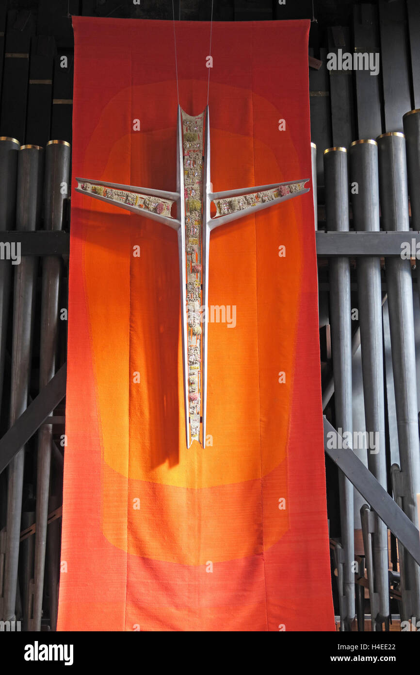 pipe,cross,Jesus,Christ,religious,Crucifixion,Christian,church,inside,interior,metal,alloy,sacred,tourist,landmark,tourism,orange,red,organ pipe,organ pipes,Manchester cathedral,GoTonySmith,@HotpixUK,Tony,Smith,UK,GB,Great,Britain,United,Kingdom,English,British,England,Buy Pictures of,Buy Images Of,Images of,Stock Images,Tony Smith,United Kingdom,Great Britain,British Isles