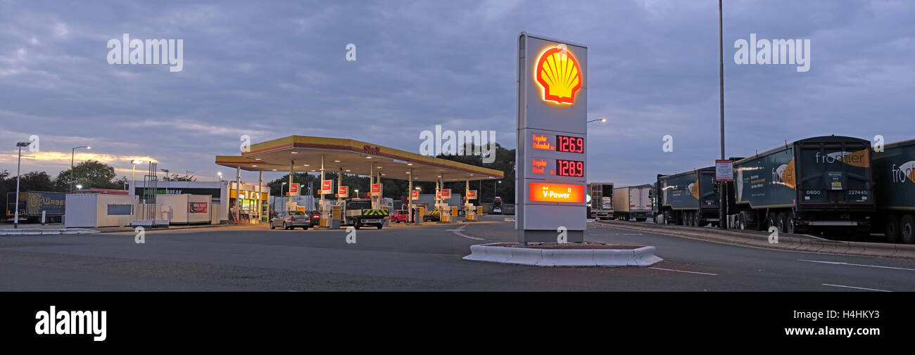 Motorway,pano,panorama,wide,Midland,dusk,night,twilight,morning,evening,gas,gasoline,petrol,diesel,LPG,filling,MOTO,Road,Chef,Roadchef,Service Station,Shell Service Station,Keele services,West Midlands,gas station,Filling station,Service area,Motorway Service Area,Welcome Break,GoTonySmith,@HotpixUK,Tony,Smith,UK,GB,Great,Britain,United,Kingdom,English,British,England,Stoke-on-Trent,StokeOnTrent,price,price,fuel,cost,costs,increasing,Dutch,multinational,oil,national,carbon,based,climate,change,petroleum,products,crude,Vpower,V-Power,logo,Buy Pictures of,Buy Images Of,Images of,Stock Images,Tony Smith,United Kingdom,Great Britain,British Isles,Fuel Cost,Increasing Fuel Costs,Shell Oil Company,Royal Dutch Shell,Climate Change,Crude Oil