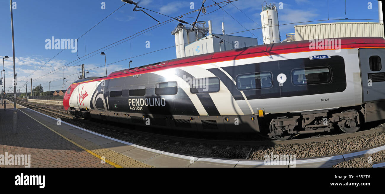 New,WCML,Cheshire,pano,wide,electric,train,Engine,69104,Pendo,driving,end,coach,first,class,franchise,TOC,Stagecoach.operating,company,privatised,privatized,rail,railway,public,transport,system,engineering,heavy,Warrington Bank Quay,First Class,First Class Coach,GoTonySmith,@HotpixUK,Tony,Smith,UK,GB,Great,Britain,United,Kingdom,English,British,England,new,black,electric,electrification,platform,hornby,Powercar,Power,Car,Pendlino,french,english,built,manufactured,high,voltage,Buy Pictures of,Buy Images Of,Images of,Stock Images,Tony Smith,United Kingdom,Great Britain,British Isles,Power Car