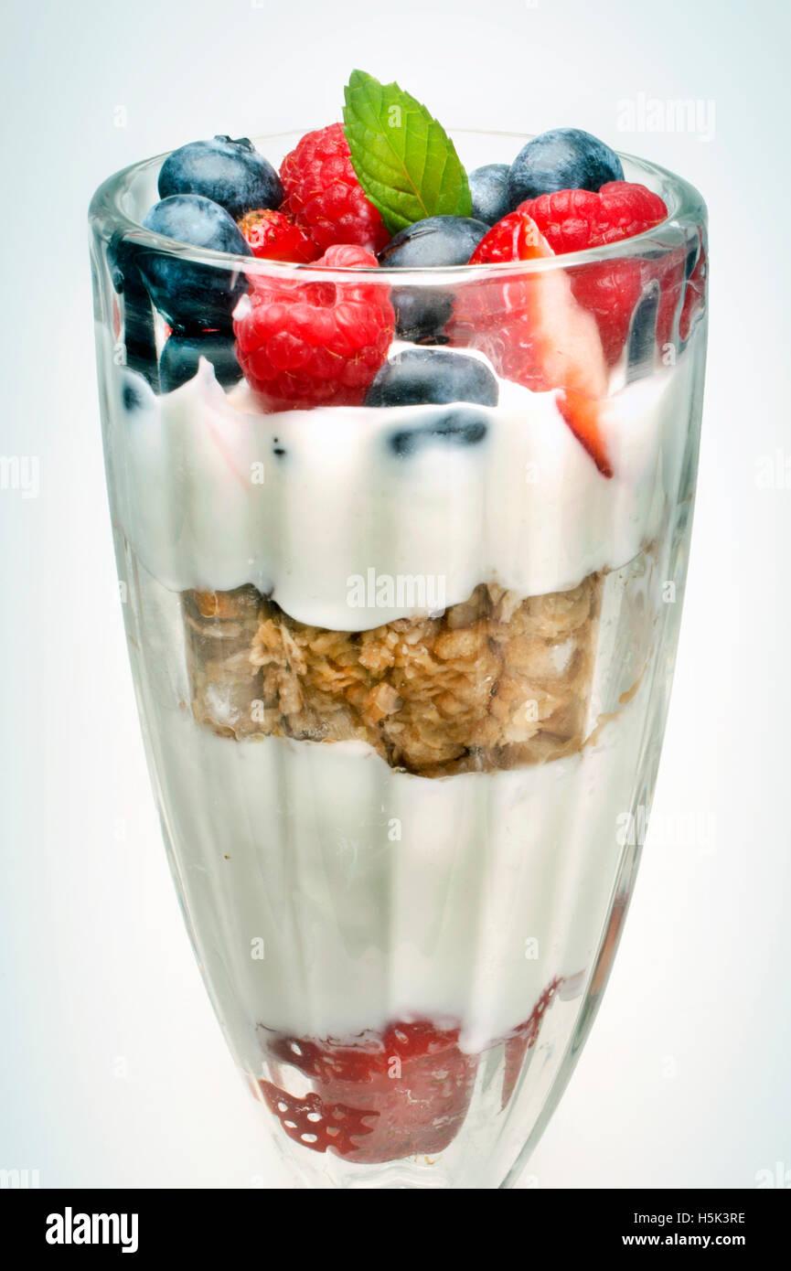 yogurt - Stock Image