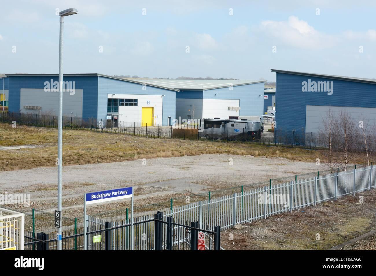 New Build Developments In Leyland Area