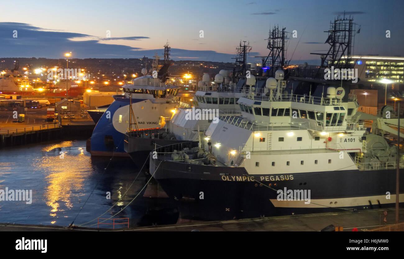 Ship,shipping,boat,ferry,ferries,oil,town,city,centre,lights,dusk,blue,hour,dock,docks,dockside,crane,cranes,reflection,reflections,Scotish,Scottish,Alba,business,cargo,commercial,coastal,economy,europe,european,gas,Northsea,sea,haven,supply,vessel,AB11,City Centre,Blue Hour,North Sea,GoTonySmith,@HotpixUK,Tony,Smith,UK,GB,Great,Britain,United,Kingdom,English,British,England,AberdeenHarbour,Harbor,carpark,car,park,twilight,lowlight,low,light,Olympic,Pegasus,Offshore,Supply,Ship,IMO,9257929,IMO9257929,MMSI,257174000,fleet,marine,traffic,Buy Pictures of,Buy Images Of,Images of,Stock Images,Tony Smith,United Kingdom,Great Britain,British Isles,Aberdeen Harbour,Olympic Pegasus,Offshore Supply Ship