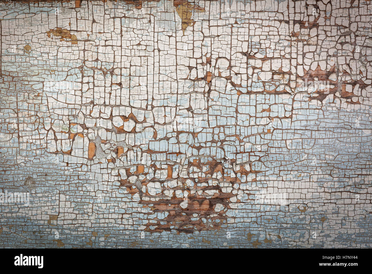 Peeling paint on the wall Old wall texture wood texture background