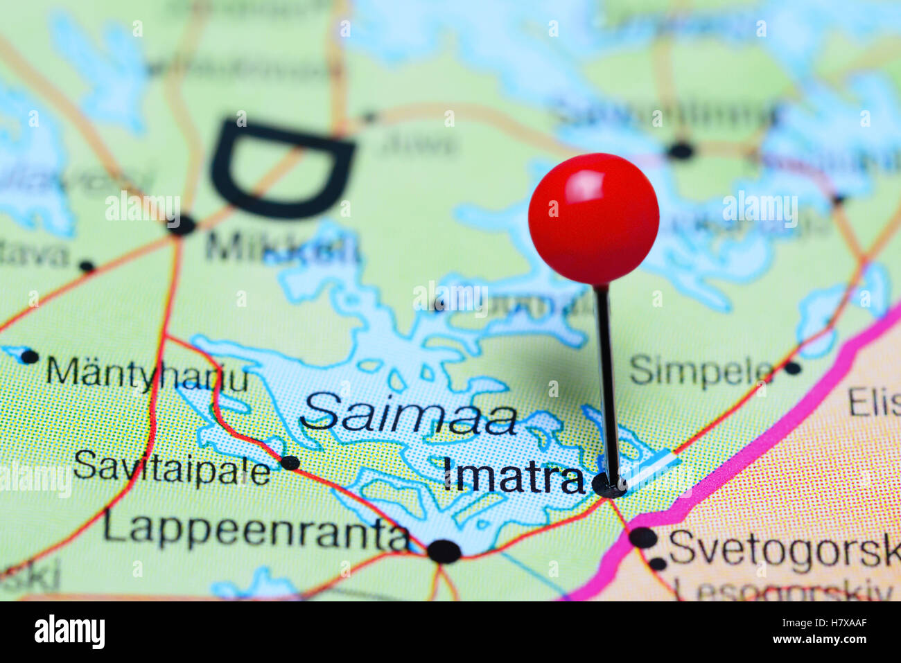 Imatra Stock Photos Imatra Stock Images Alamy