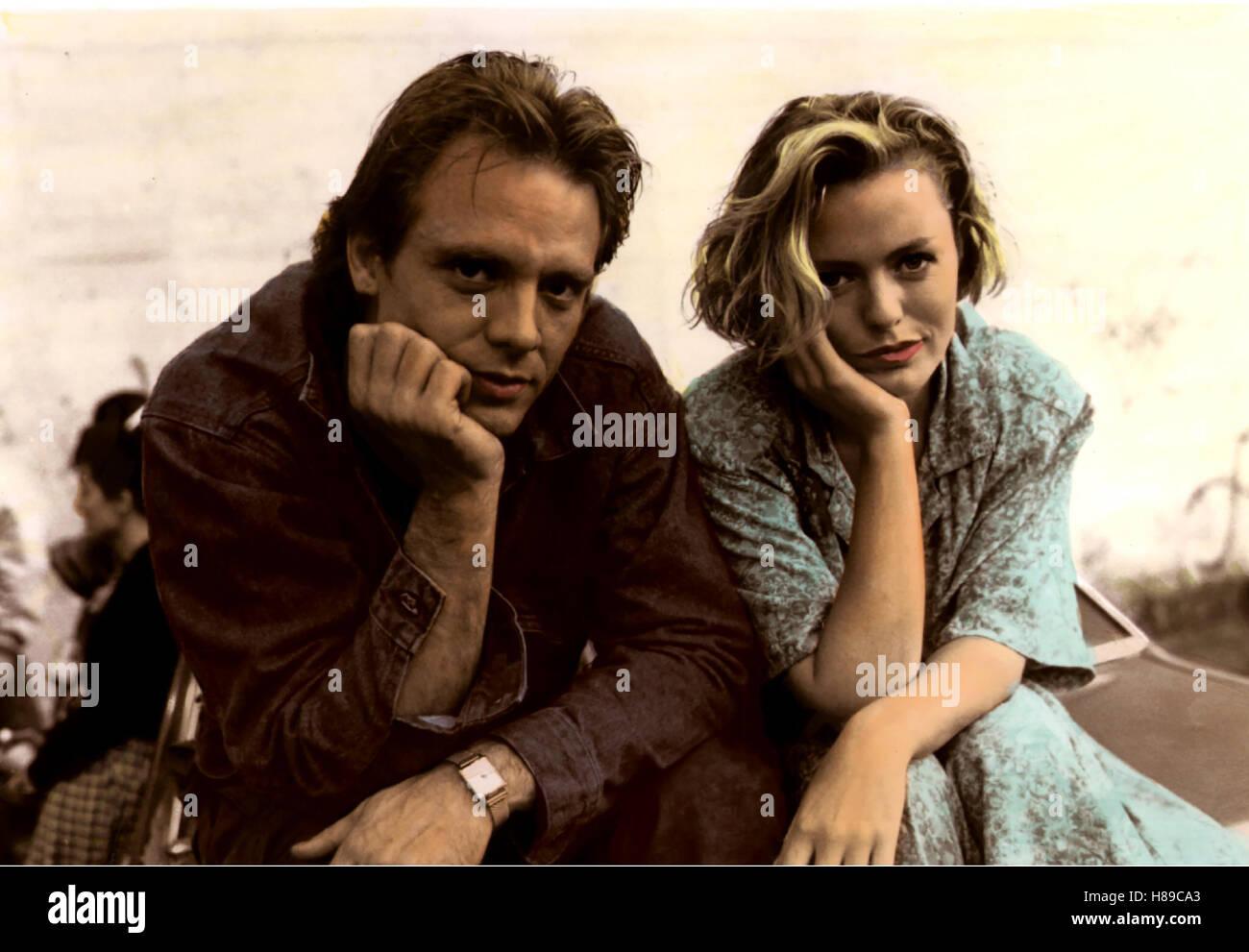 Timebomb, (TIMEBOMB) TVM USA 1991, Regie: Avi Nesher, MICHAEL BIEHN + PATSY KENSIT - Stock Image