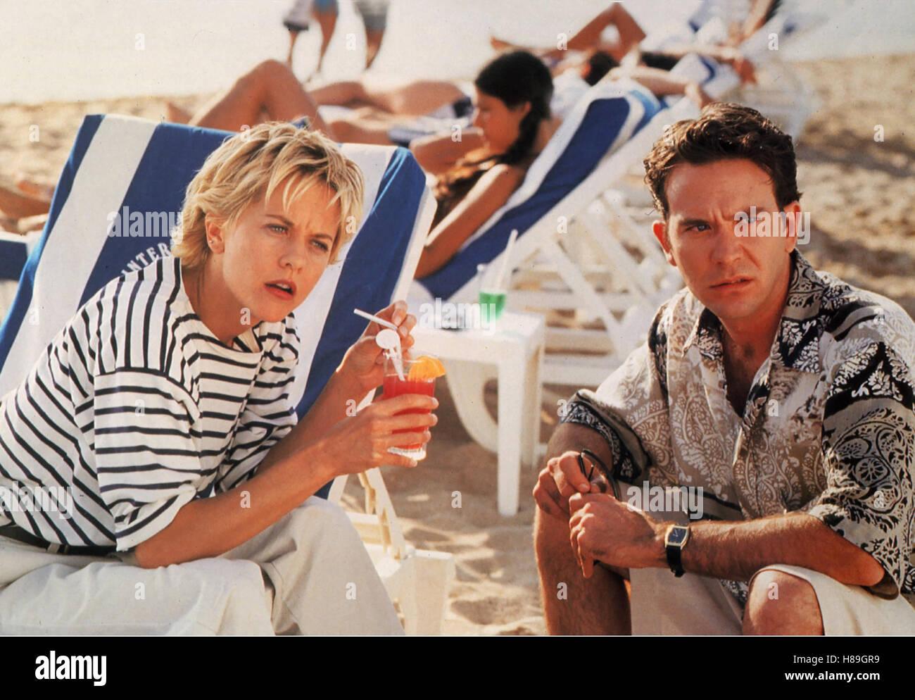 French Kiss, (FRENCH KISS) USA 1995, Regie: Lawrence Kasdan, MEG ...