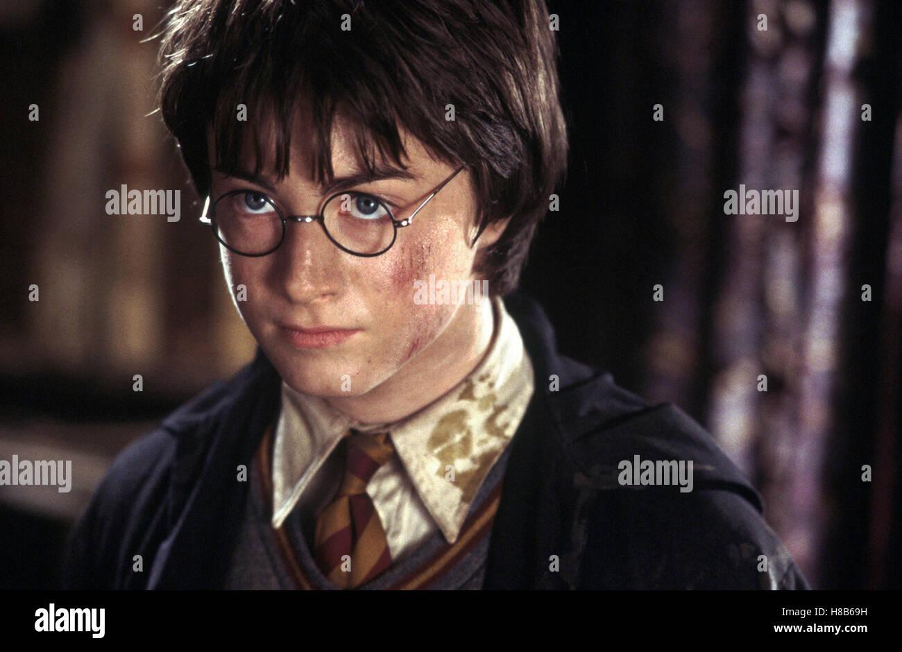 Harry Potter und die Kammer des Schreckens, (HARRY POTTER AND THE CHAMBER OF SECRETS) USA 2002, Regie: Chris Columbus, - Stock Image