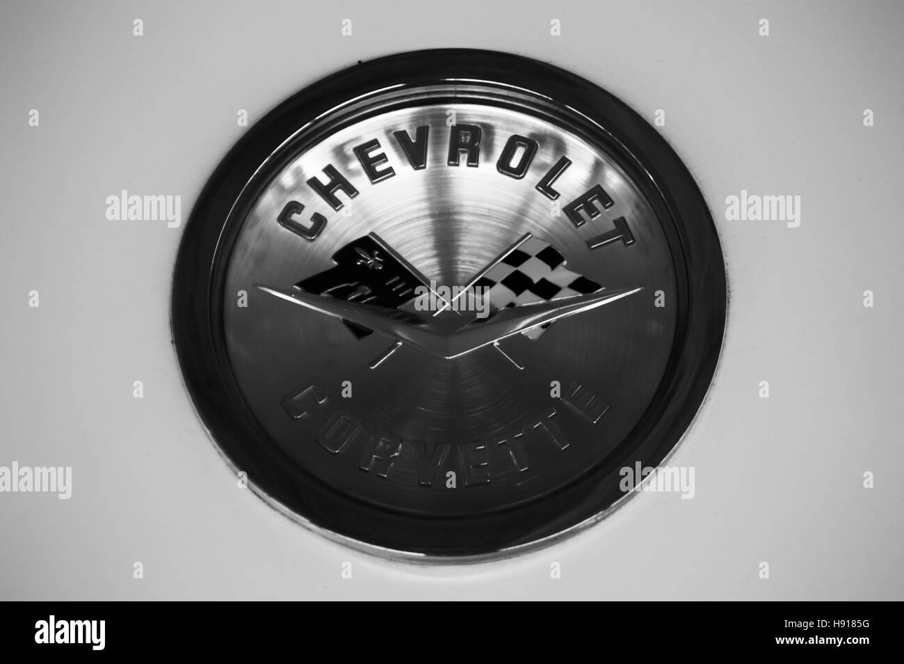 Photo Chevrolet Corvette C 1year 1953 1962 Photo Auto Two Door
