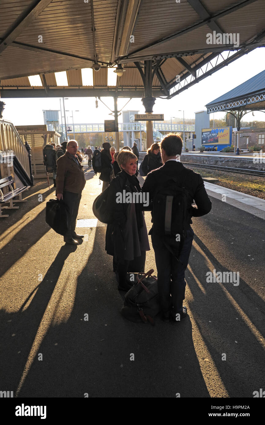 early,morning,evening,winter,rail,Scotrail,TOC,train,operating,company,privatised,public,customer,British,BR,waiting,delay,delayed,late,disruption,compensation,Perth,Scotland,UK,Scot,Scotrail,rail,Train Operating Company,British Rail,Passengers casting shadows,GoTonySmith,@HotpixUK,Tony,Smith,UK,GB,Great,Britain,United,Kingdom,Scottish,British,Scotland,delay,delays,delayed.late,later,Buy Pictures of,Buy Images Of,Images of,Stock Images,Tony Smith,United Kingdom,Great Britain,British Isles