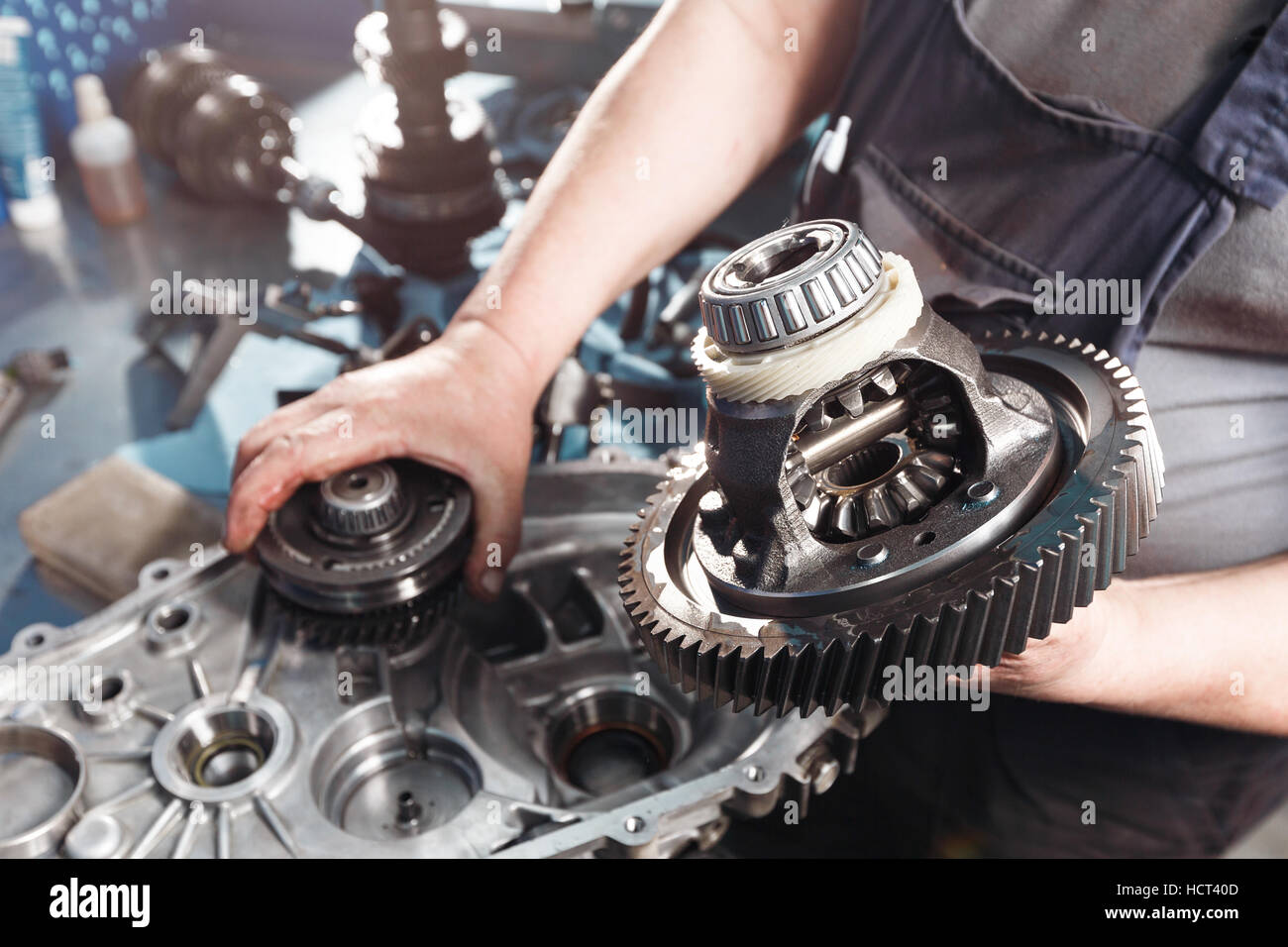 Gearbox automatic or mechanic - which is better 39