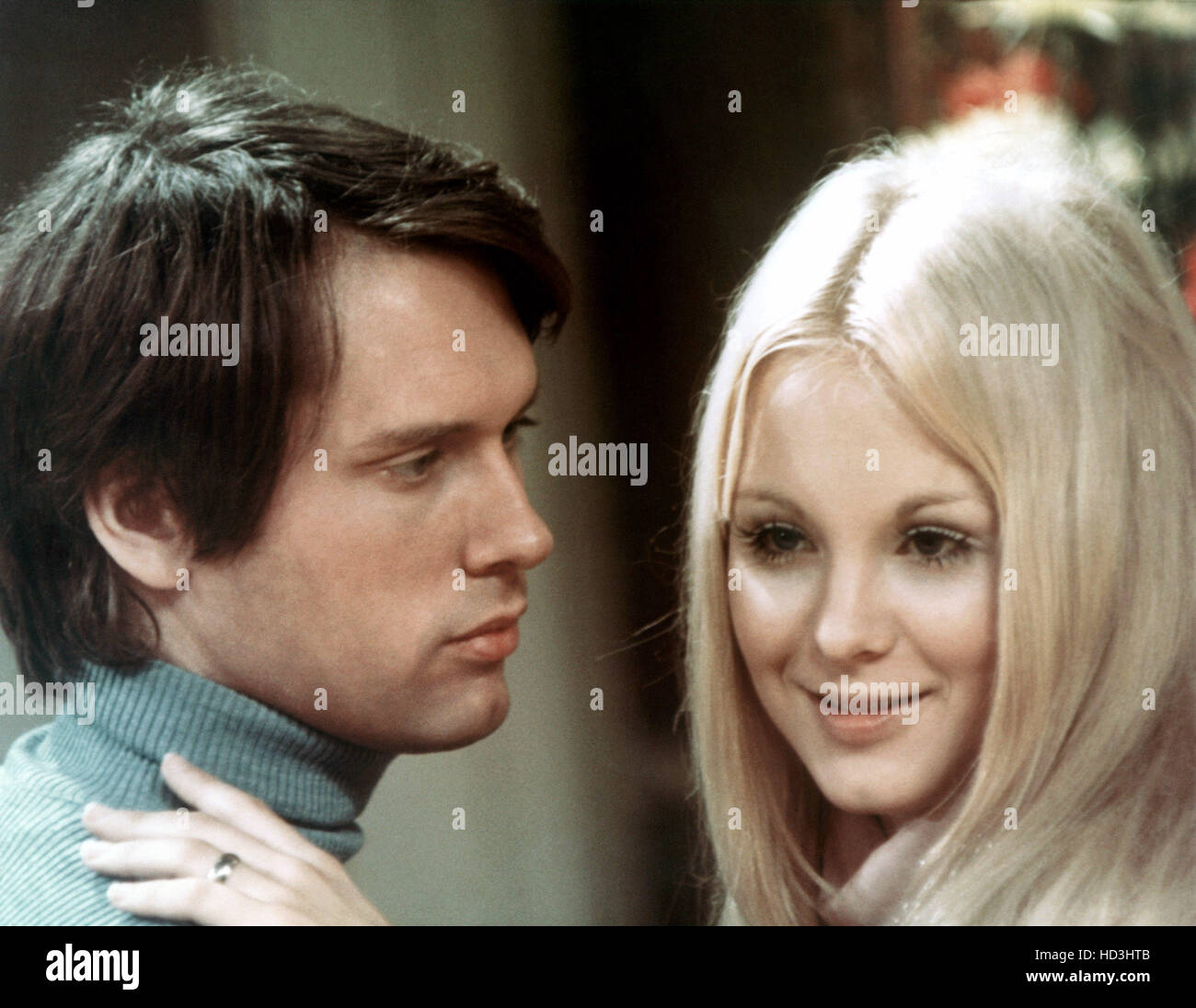 WHERE THE HEART IS, Robyn Millan, Gregory Abels, 1969-73 Stock Photo