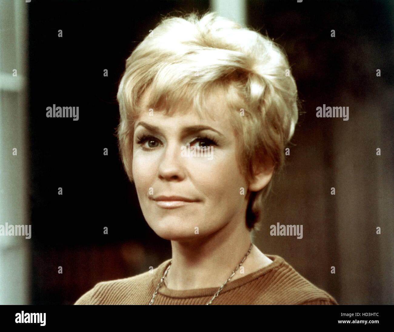 WHERE THE HEART IS, Diana van der Vlis, 1969-73 Stock Photo