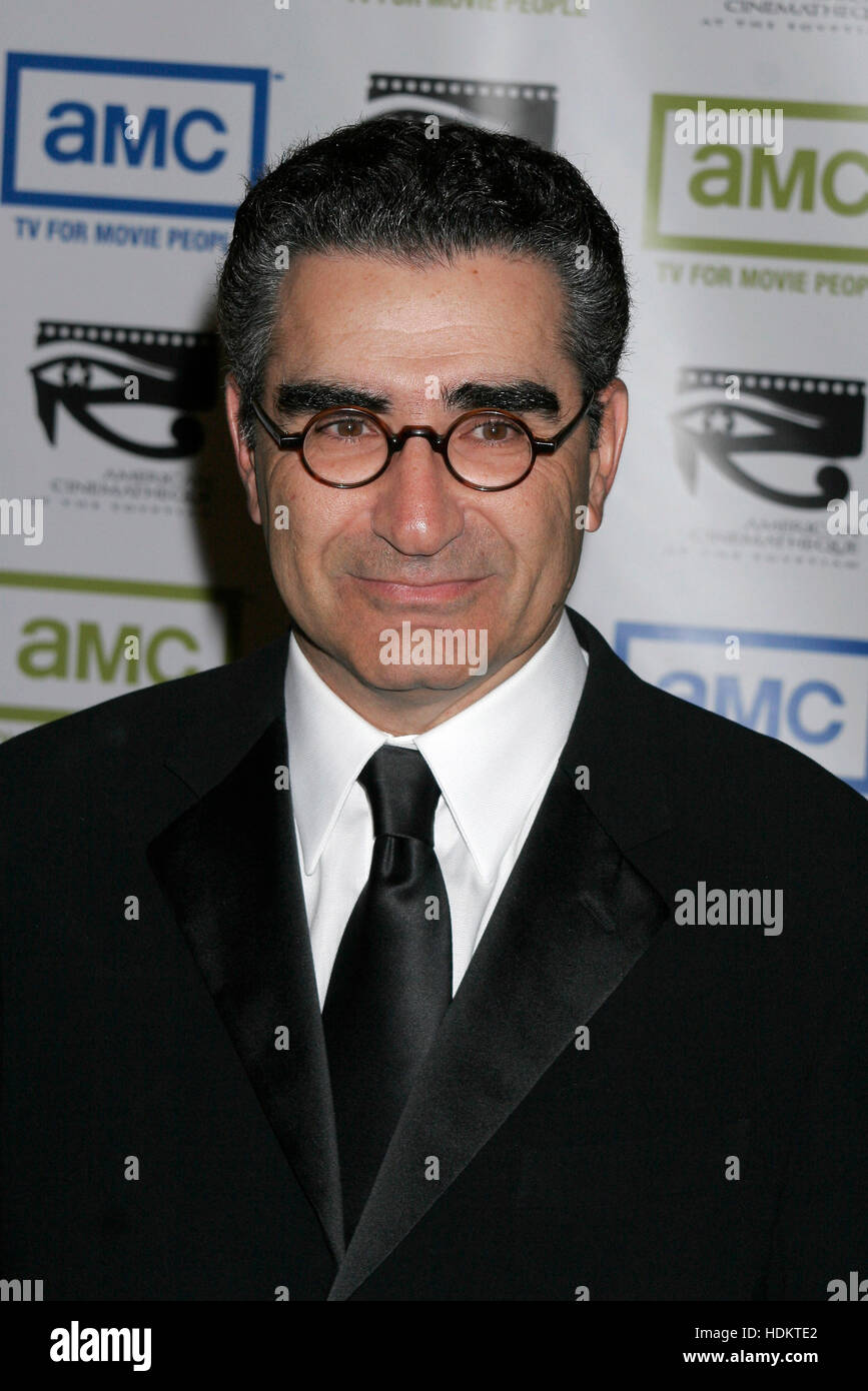 Eugene Levy arrives at the 19th Annual American Cinematheque Award honoring actor Steve Martin in Beverly Hills, - Stock Image