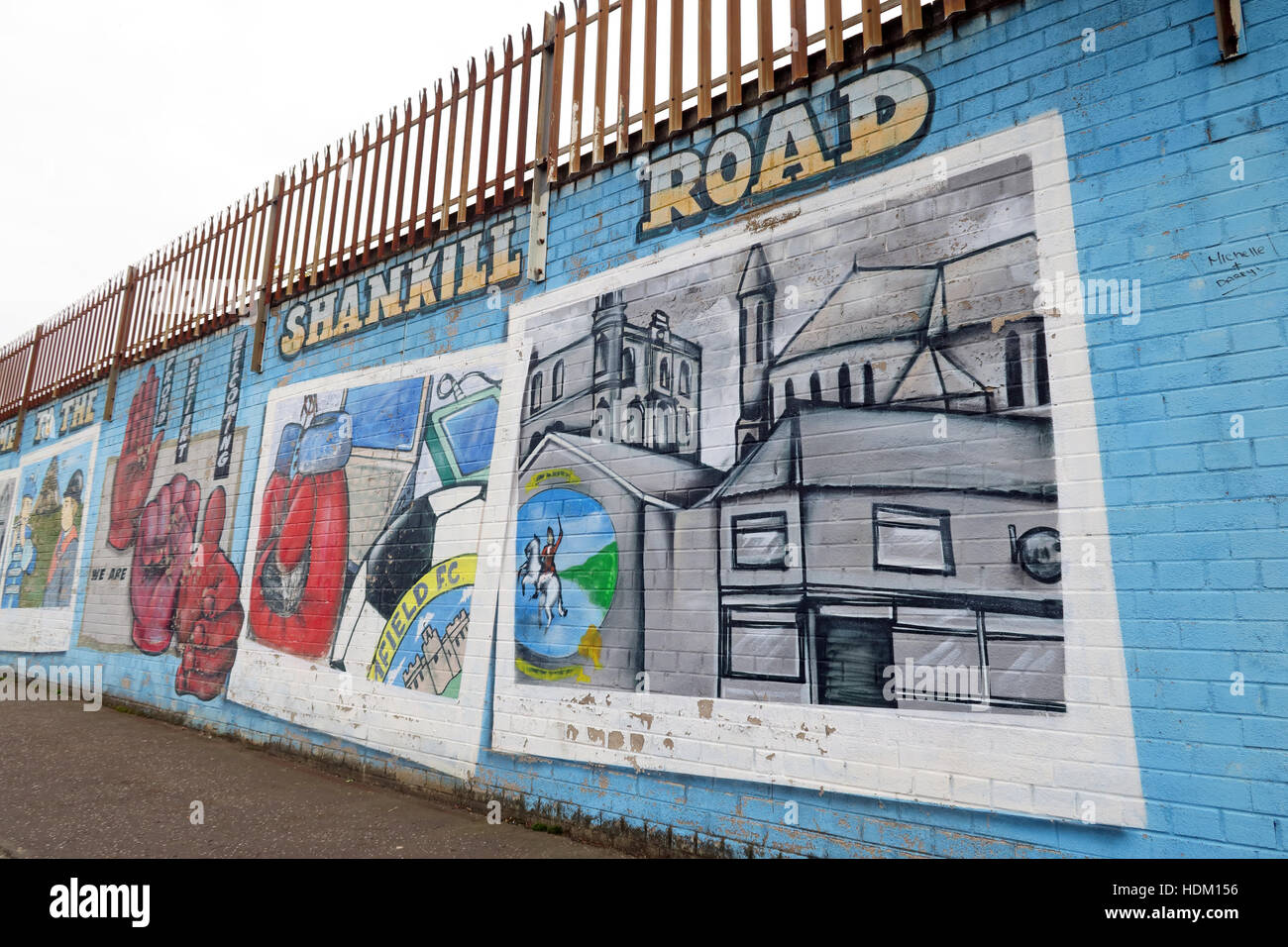 Northern Ireland,Peace,Wall,Cupar way,West Belfast,Belfast,Irish,art,artworks,artwork,Shankill Rd,Shankill,Rd,road,photo,polaroid,polaroids,walls,fence,fencing,barrier,Berlin wall,Belfast Protestant History,Irish history,GoTonySmith,@HotpixUK,Tony,Smith,UK,GB,Great,Britain,United,Kingdom,Irish,British,Ireland,problem,with,problem with,issue with,NI,Northern,Northern Ireland,Belfast,City,Centre,Art,Artists,the,troubles,The Troubles,Good Friday Agreement,Peace,honour,painting,wall,walls,tribute,Unionist,unionism,Protestant,Catholic,republican,Sinn Fein,community,Fight,Justice,West,Beal,feirste,martyrs,social,tour,tourism,tourists,urban,six,counties,6,backdrop,county,Antrim,UVF,DUP,British,GB,Empire,Buy Pictures of,Buy Images Of,Images of,Stock Images,Tony Smith,United Kingdom,Great Britain,British Isles,Belfast protestant community,Peoples army,Belfast catholic community,Irelands Berlin wall
