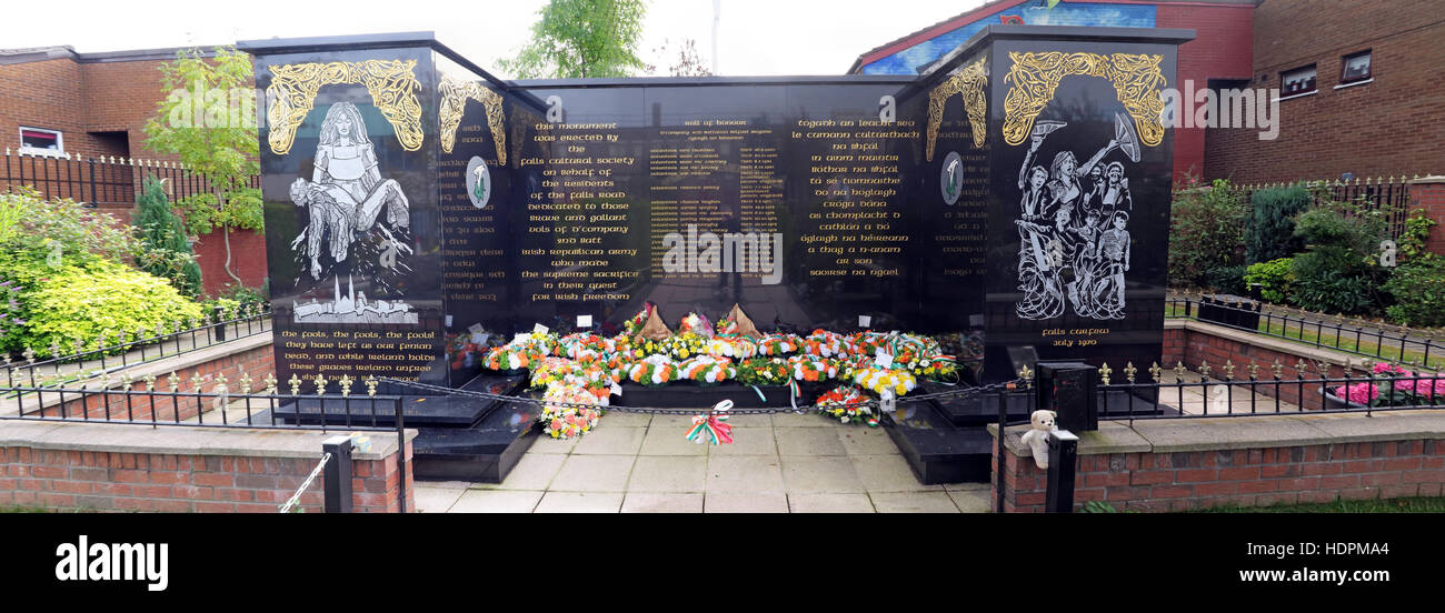 Falls,Road,rd,Garden,of,remembrance,IRA,members,deceased,ex-prisoners,West,Belfast,NI,UK,Falls,Cultural,Society,pano,panorama,Falls Cultural Society,GoTonySmith,@HotpixUK,Tony,Smith,UK,GB,Great,Britain,United,Kingdom,Irish,British,Ireland,problem,with,problem with,issue with,NI,Northern,Northern Ireland,Belfast,City,Centre,Art,Artists,the,troubles,The Troubles,Good Friday Agreement,Peace,honour,painting,wall,walls,tribute,republicanism,Fight,Justice,West,Beal,feirste,martyrs,social,tour,tourism,tourists,urban,six,counties,6,backdrop,county,Antrim,Catholic,community,Buy Pictures of,Buy Images Of,Images of,Stock Images,Tony Smith,United Kingdom,Great Britain,British Isles,Catholic Community