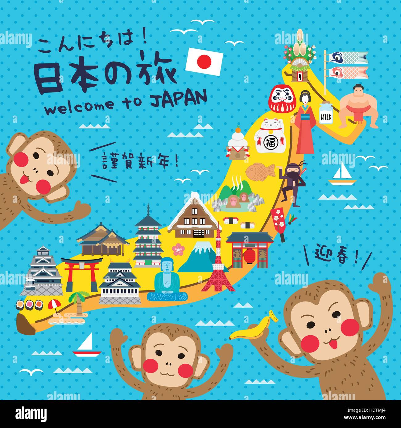 funny japan travel map japan travel and new year greetings in japanese words