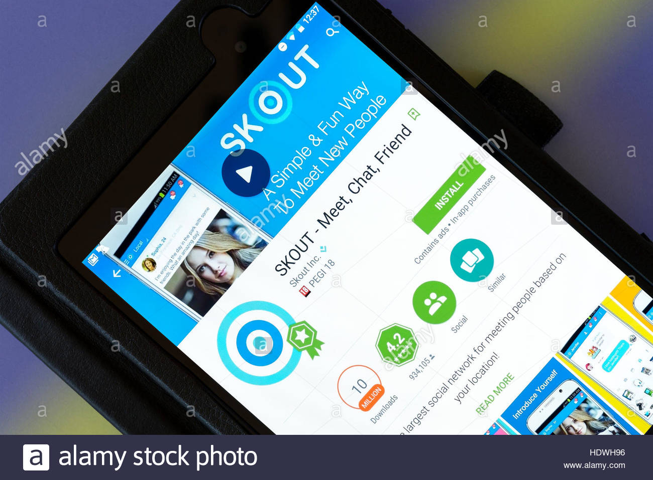 download skout for pc