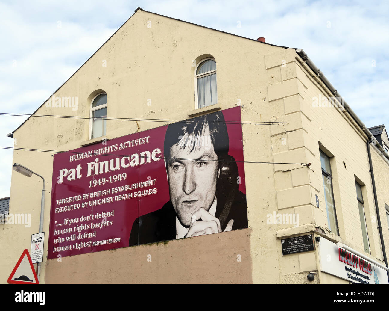 Road,painting,graffiti,resistance,IRA,peace,Northern Ireland,NI,UK,St,street,Eire,Irish,Republic,Irish Republic,conflict,Irish Republican Army,Political Change,Human Rights activist,Pat Finucane,Human Rights,catholic,community,catholics,Belfast Catholic Community,GoTonySmith,@HotpixUK,Tony,Smith,UK,GB,Great,Britain,United,Kingdom,Irish,British,Ireland,problem,with,problem with,issue with,NI,Northern,Northern Ireland,Belfast,City,Centre,Art,Artists,the,troubles,The Troubles,Good Friday Agreement,Peace,honour,painting,wall,walls,tribute,republicanism,Fight,Justice,West,Beal,feirste,martyrs,social,tour,tourism,tourists,urban,six,counties,6,backdrop,county,Antrim,occupation,good,Friday,agreement,peace,reconciliation,IRA,terror,terrorists,genocide,Buy Pictures of,Buy Images Of,Images of,Stock Images,Tony Smith,United Kingdom,Great Britain,British Isles,republican cause,Irish History,Ireland History,Northern Ireland History
