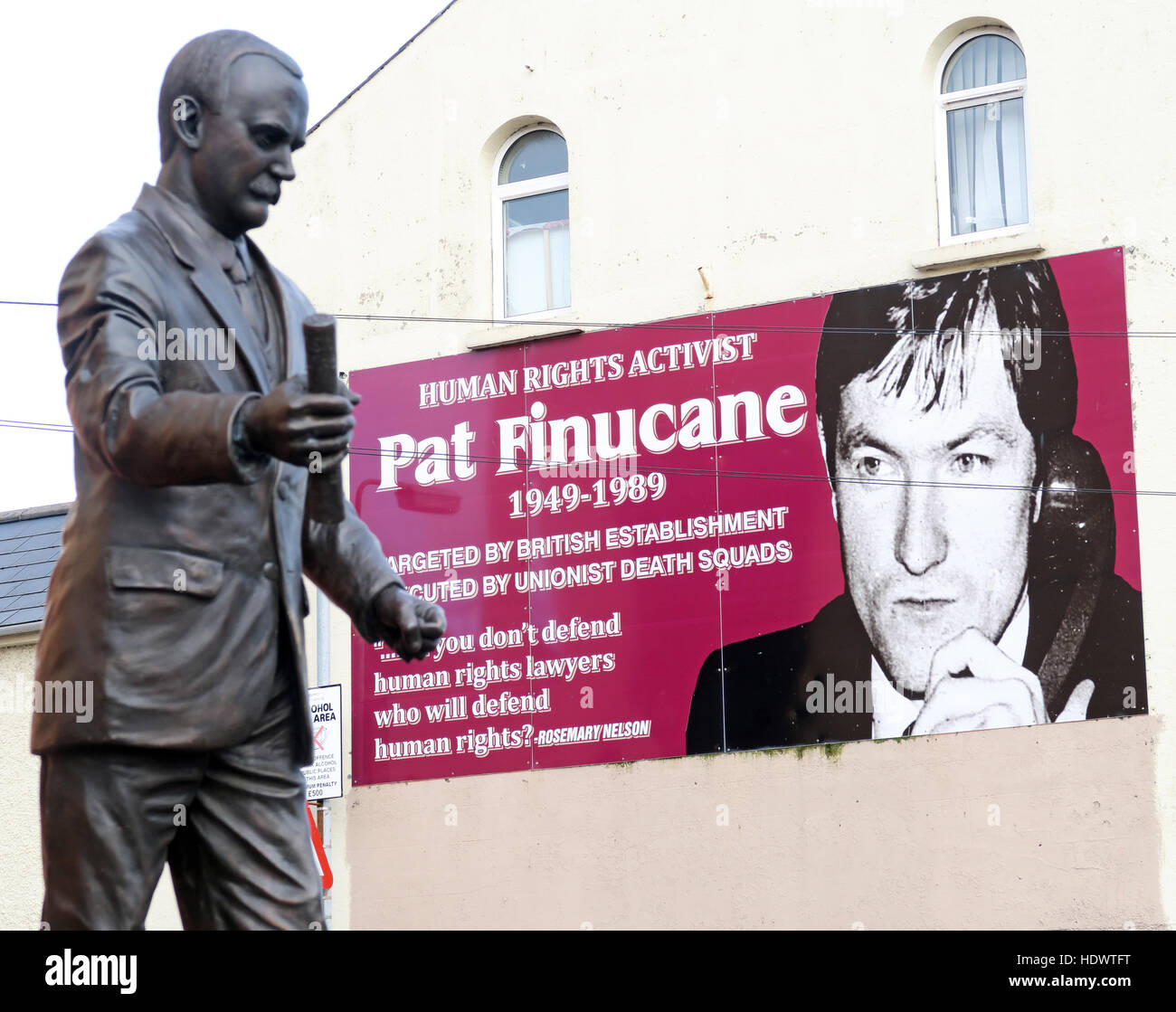 Road,painting,graffiti,resistance,IRA,peace,Northern Ireland,NI,UK,St,street,Eire,Irish,Republic,Irish Republic,conflict,Irish Republican Army,Political Change,Easter Rising,James Connolly,Seamus Ó Conghaile,outside,society,HQ,office,Erected,March,2016,James Connolly statue,bronze,Pat,Finucane,GoTonySmith,@HotpixUK,Tony,Smith,UK,GB,Great,Britain,United,Kingdom,Irish,British,Ireland,problem,with,problem with,issue with,NI,Northern,Northern Ireland,Belfast,City,Centre,Art,Artists,the,troubles,The Troubles,Good Friday Agreement,Peace,honour,painting,wall,walls,tribute,republicanism,Fight,Justice,West,Beal,feirste,martyrs,social,tour,tourism,tourists,urban,six,counties,6,backdrop,county,Antrim,occupation,good,Friday,agreement,peace,reconciliation,IRA,terror,terrorists,genocide,catholic,community,catholics,Buy Pictures of,Buy Images Of,Images of,Stock Images,Tony Smith,United Kingdom,Great Britain,British Isles,republican cause,Belfast Catholic Community