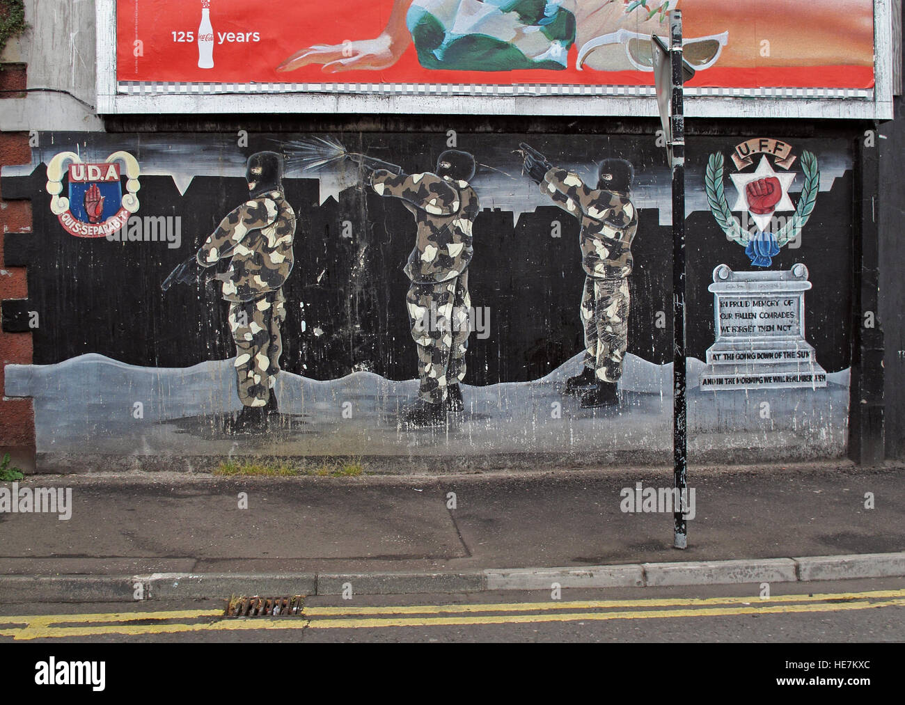 Red hand,Ulster,memorial,UFF,Unionist,mural,off,Shankill,rd,Road,West Belfast,Northern Ireland,UK,Ireland,fighter,fighting,UDA,army,Ulster Defence Association,GoTonySmith,@HotpixUK,Tony,Smith,UK,GB,Great,Britain,United,Kingdom,Irish,British,Ireland,problem,with,problem with,issue with,NI,Northern,Northern Ireland,Belfast,City,Centre,Art,Artists,the,troubles,The Troubles,Good Friday Agreement,Peace,honour,painting,wall,walls,tribute,Unionist,unionism,Protestant,community,Fight,Justice,West,Beal,feirste,martyrs,social,tour,tourism,tourists,urban,six,counties,6,backdrop,county,Antrim,UVF,DUP,British,GB,Empire,Buy Pictures of,Buy Images Of,Images of,Stock Images,Tony Smith,United Kingdom,Great Britain,British Isles,Belfast protestant community,Peoples army