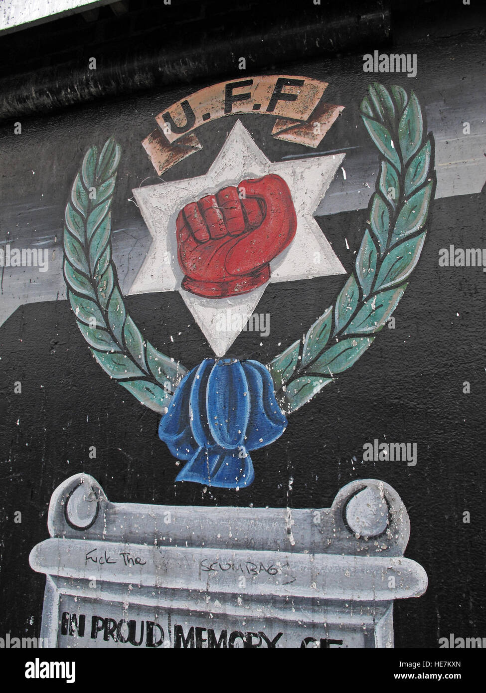 Red hand,Ulster,memorial,UFF,Unionist,mural,off,Shankill,rd,Road,West Belfast,Northern Ireland,UK,Ireland,fighter,fighting,GoTonySmith,@HotpixUK,Tony,Smith,UK,GB,Great,Britain,United,Kingdom,Irish,British,Ireland,problem,with,problem with,issue with,NI,Northern,Northern Ireland,Belfast,City,Centre,Art,Artists,the,troubles,The Troubles,Good Friday Agreement,Peace,honour,painting,wall,walls,tribute,Unionist,unionism,Protestant,community,Fight,Justice,West,Beal,feirste,martyrs,social,tour,tourism,tourists,urban,six,counties,6,backdrop,county,Antrim,UVF,DUP,British,GB,Empire,Shankill,Rd,Road,Buy Pictures of,Buy Images Of,Images of,Stock Images,Tony Smith,United Kingdom,Great Britain,British Isles,Belfast protestant community,Peoples army,Shankill Road