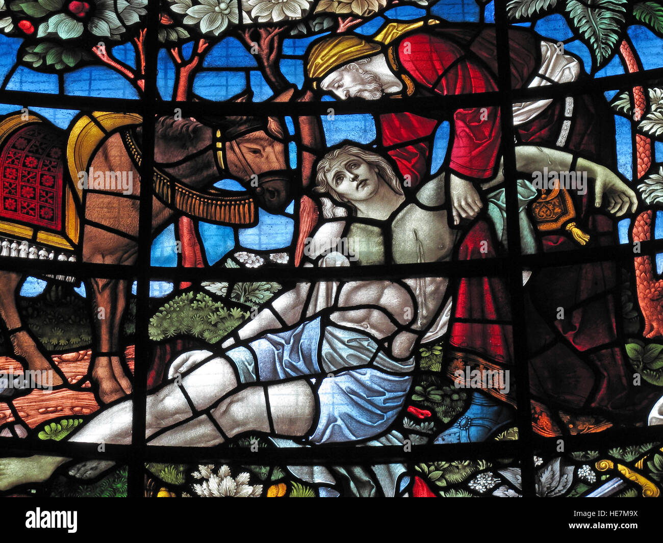 Inside,architecture,building,stone,arch,holy,St Annes,Belfast Cathedral,saint,Annes,Stained glass,Jesus,Donkey,taken down from the cross,taken,down,from,the,cross,GoTonySmith,@HotpixUK,Tony,Smith,UK,GB,Great,Britain,United,Kingdom,Irish,British,Ireland,problem,with,problem with,issue with,NI,Northern,Northern Ireland,Belfast,City,Centre,Art,Artists,the,troubles,The Troubles,Good Friday Agreement,Peace,honour,painting,wall,walls,tribute,republicanism,Fight,Justice,West,Beal,feirste,martyrs,social,tour,tourism,tourists,urban,six,counties,6,backdrop,county,Antrim,Quarter,Buy Pictures of,Buy Images Of,Images of,Stock Images,Tony Smith,United Kingdom,Great Britain,British Isles