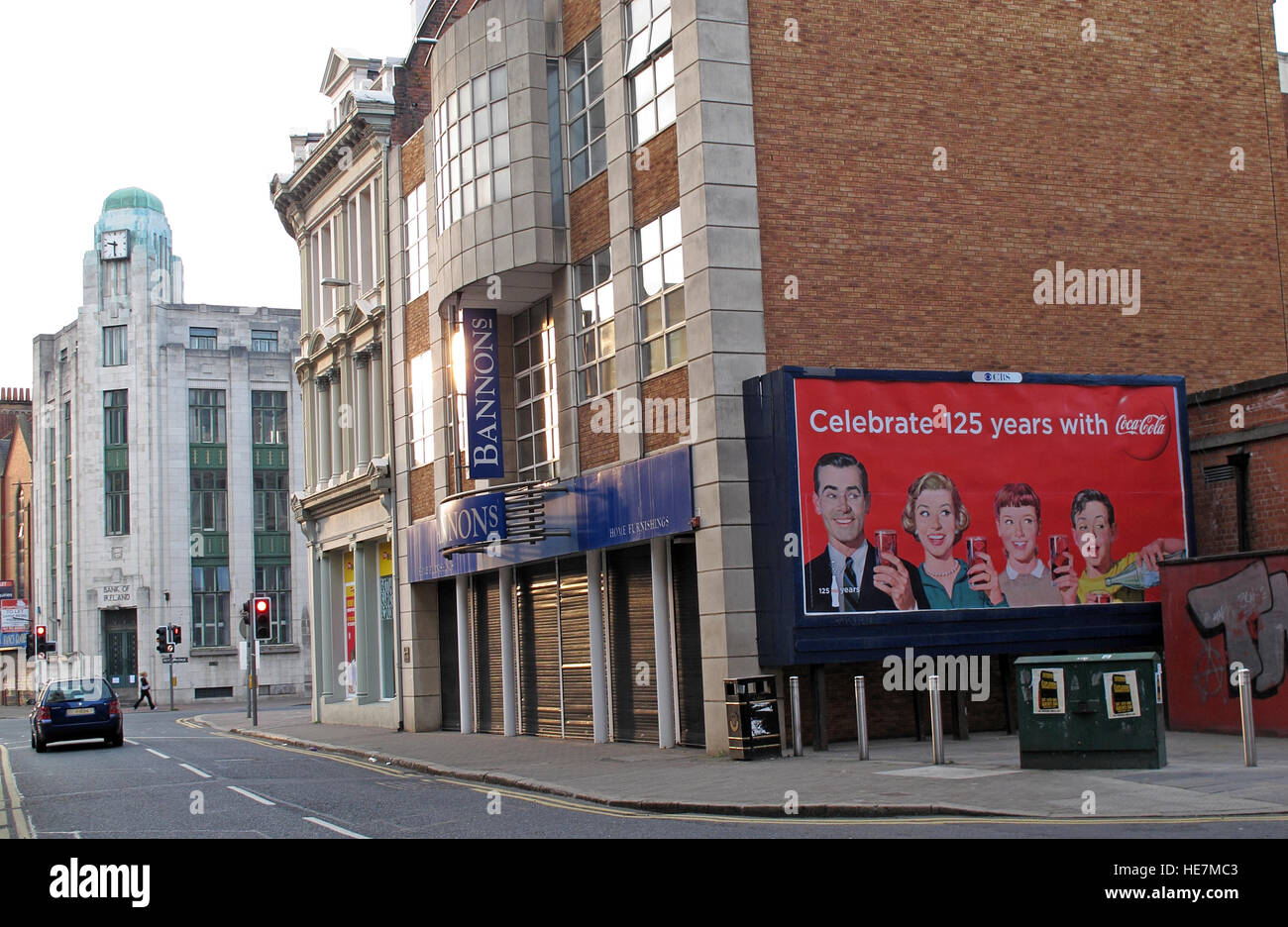 Belfast Garfield Street,Garfield Street,streets,City Centre,city,centre,Northern Ireland,UK,75 North St,75 North Street,Department,Bannons Shop,Store,Department store,celebrate,125,years,coke,coca,cola,road,GoTonySmith,@HotpixUK,Tony,Smith,UK,GB,Great,Britain,United,Kingdom,Irish,British,Ireland,problem,with,problem with,issue with,NI,Northern,Northern Ireland,Belfast,City,Centre,Art,Artists,graffiti,grafitti,honour,painting,wall,walls,tribute,grafiti,paint,painting,tag,tagging,tagged,Fight,Justice,West,Beal,feirste,martyrs,social,tour,tourism,tourists,urban,six,counties,6,backdrop,county,Antrim,Belfast Garfield St,Buy Pictures of,Buy Images Of,Images of,Stock Images,Tony Smith,United Kingdom,Great Britain,British Isles