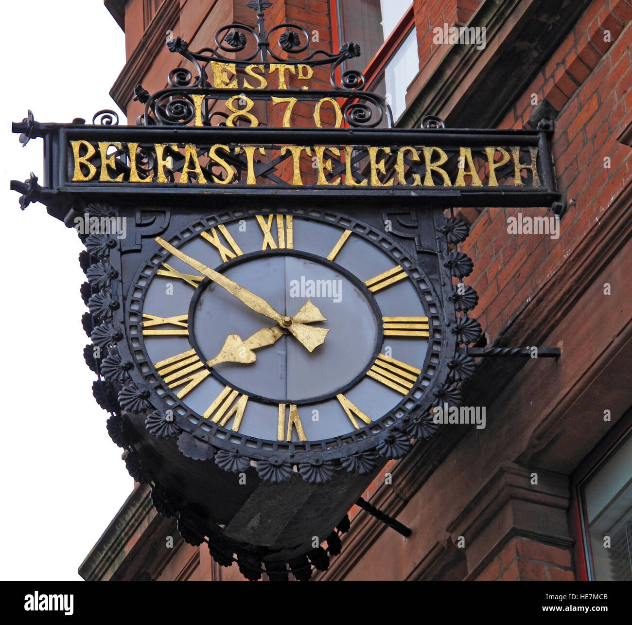news,media,regional,newspaper,time,irish,Belfast Telegraph,estd 1870,clock,Belfast Telegraph House,33 Clarendon,rd,Road,Belfast,Northern Ireland,UK,red,brick,building,architecture,GoTonySmith,@HotpixUK,Tony,Smith,UK,GB,Great,Britain,United,Kingdom,Irish,British,Ireland,problem,with,problem with,issue with,NI,Northern,Northern Ireland,Belfast,City,Centre,Art,Artists,the,troubles,The Troubles,Good Friday Agreement,Peace,honour,painting,wall,walls,tribute,republicanism,Fight,Justice,West,Beal,feirste,martyrs,social,tour,tourism,tourists,urban,six,counties,6,backdrop,county,Antrim,Buy Pictures of,Buy Images Of,Images of,Stock Images,Tony Smith,United Kingdom,Great Britain,British Isles,Irish History,Ireland History,Northern Ireland History